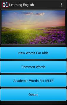 Phần mềm học tiếng anh screenshot 2