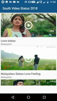 South Indian Video Status 2018 screenshot 1