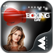Boxing Day Photo Frames icon