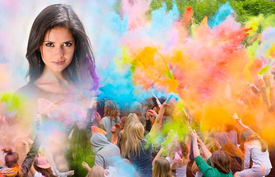 Holi Photo Frames apk screenshot