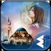 Isra and Miraj Photo Frames icon