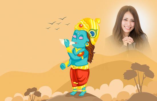 Janmastami Photo Frames screenshot 2