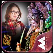 Maa Durga Photo Frames icon