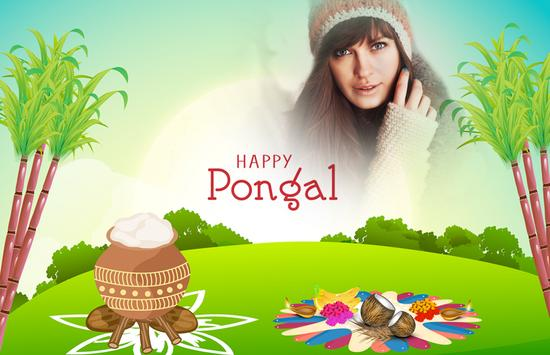 Pongal Photo Frames screenshot 4