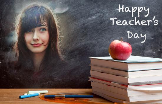 Teacher's Day Photo Frames apk screenshot