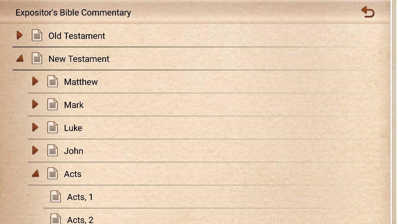 Expositor's Study Bible for Android - APK Download