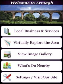 Explore Armagh (Demo) poster