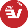 New ExpressVPN - Fast & Free VPN-icoon