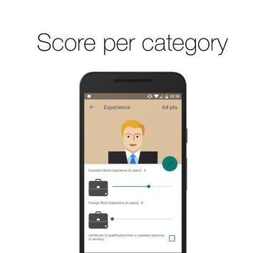 CRS Calculator apk screenshot