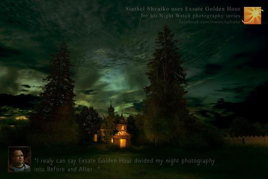 Exsate Golden Hour apk screenshot