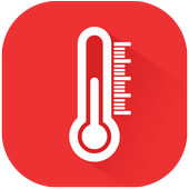Fingerprint Thermometer Prank icon