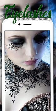Eyelashes photo Editor screenshot 18