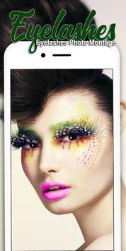 Eyelashes photo Editor screenshot 13