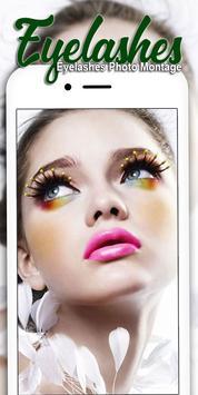 Eyelashes photo Editor screenshot 1