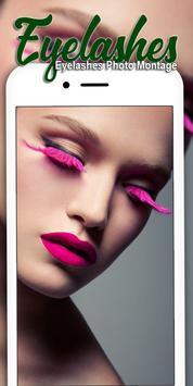 Eyelashes photo Editor screenshot 23