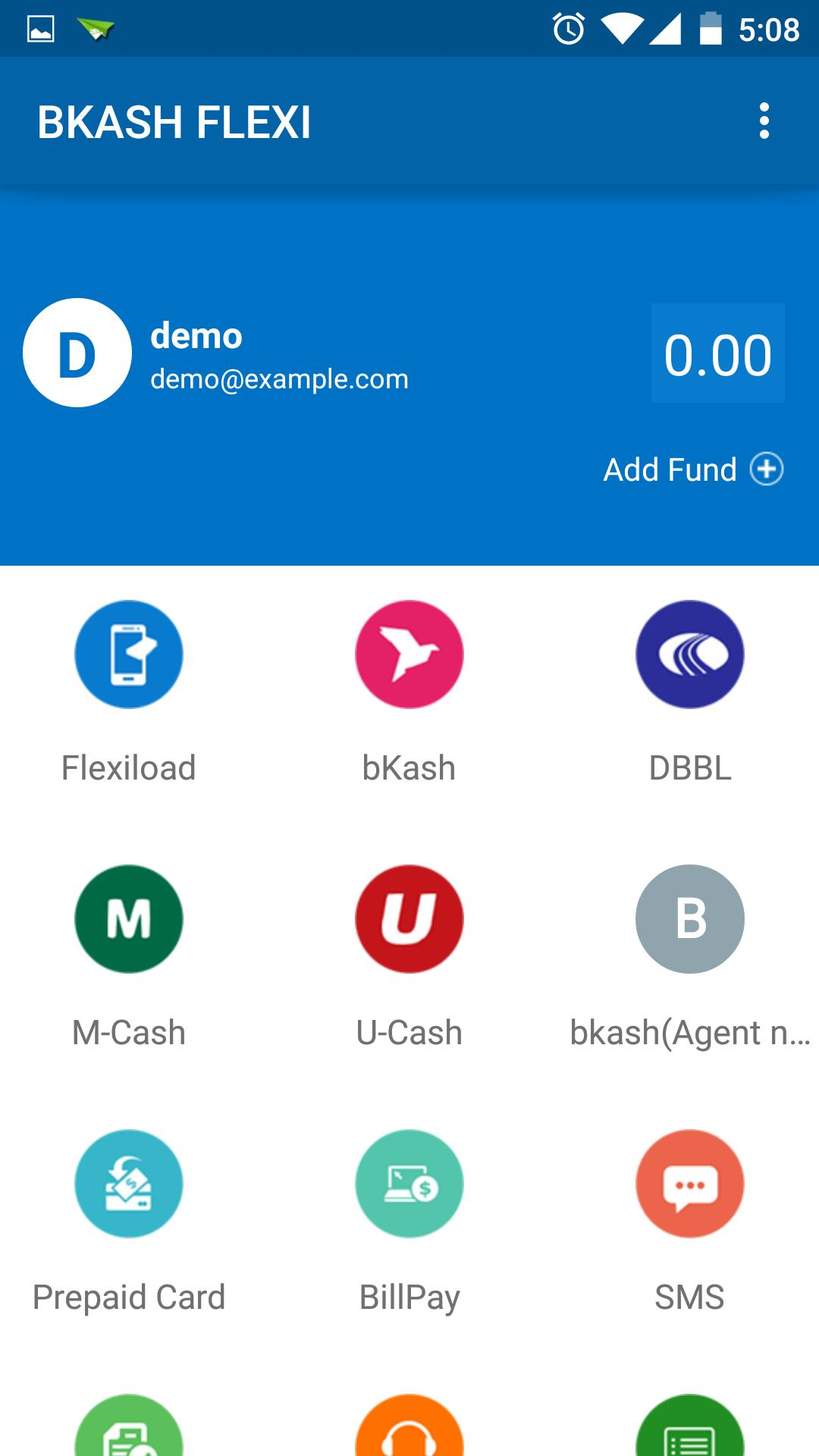 Bkash Flexi for Android - APK Download