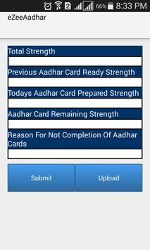 eZee Aadhar apk screenshot