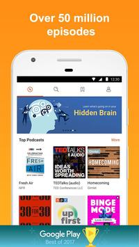 CastBox - Free Podcast & Audio poster