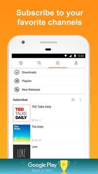 CastBox - Free Podcast & Audio apk screenshot