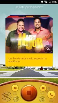 Clube FM Goiânia apk screenshot