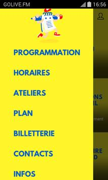 Ateliers de Couthures poster
