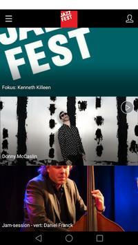 Trondheim Jazzfestival screenshot 1