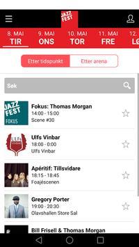 Trondheim Jazzfestival screenshot 2