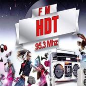 Radio HDT 95.3Mhz icon