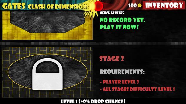 Gravity Wars - Clash of Dimensions apk screenshot