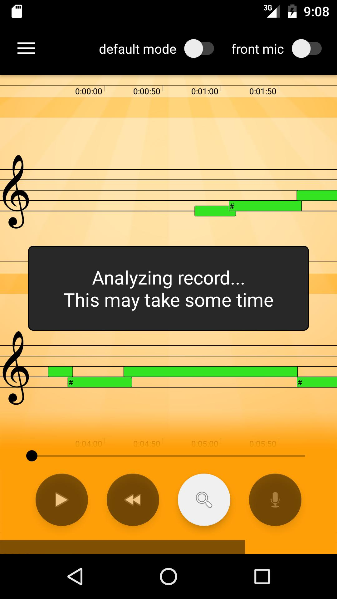 Note & Chord Recognition for Android - APK Download