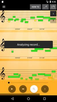 Note Recognition - Convert Music into Sheet Music screenshot 1