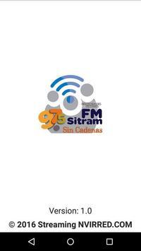 FM Sitram 97.5 poster