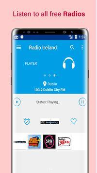 Radio Midwest Ireland - Radio From Ireland poster