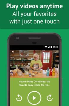 Podcast App: Free & Offline Podcasts by Player FM apk screenshot