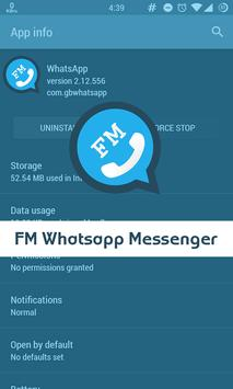 fm whatsapp apk update