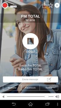 FM TOTAL 99.1 poster