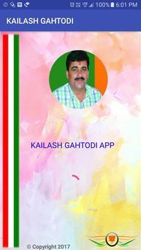Kailash Gahtodi poster