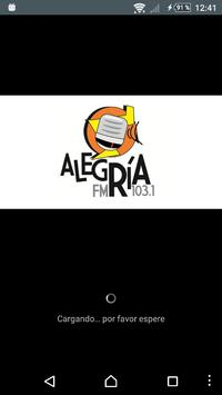 Fm Alegria poster