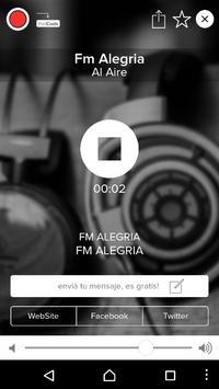 Fm Alegria screenshot 1