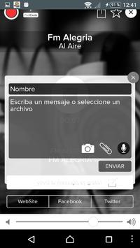 Fm Alegria screenshot 2