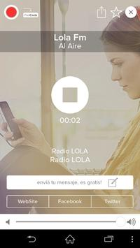 FM Radio LOLA 101.3 apk screenshot