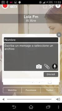 FM Radio LOLA 101.3 screenshot 2