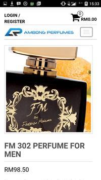 Ambong Perfumes Kuala Lumpur apk screenshot