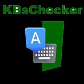 KBsChecker icon