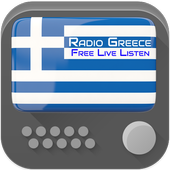 All Greece Radio Stations Free icon