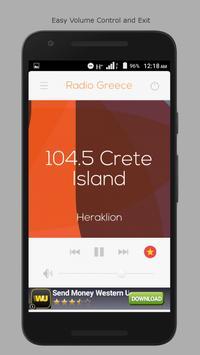 All Greece Radio Stations Free apk screenshot
