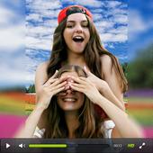 Blur Video icon