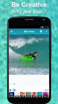 Blur Video apk screenshot