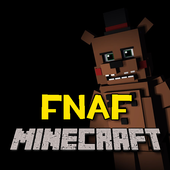 Best FNAF maps for Minecraft icon