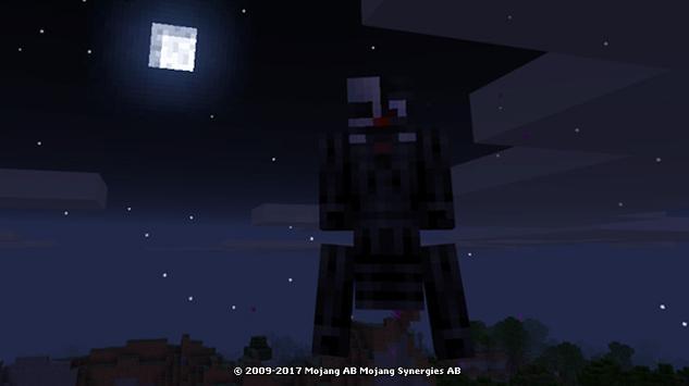 Best FNAF maps for Minecraft poster